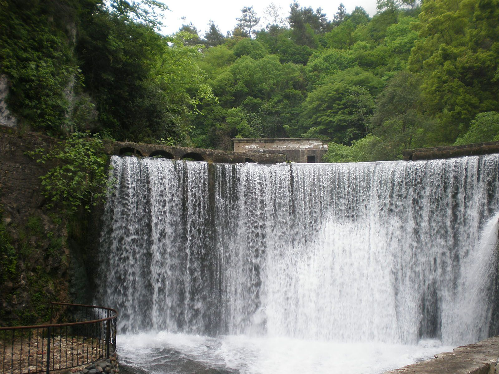 Водопад Новый Афон
