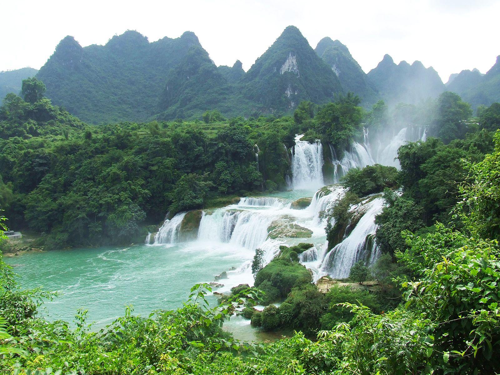 Водопад игуасу африканский