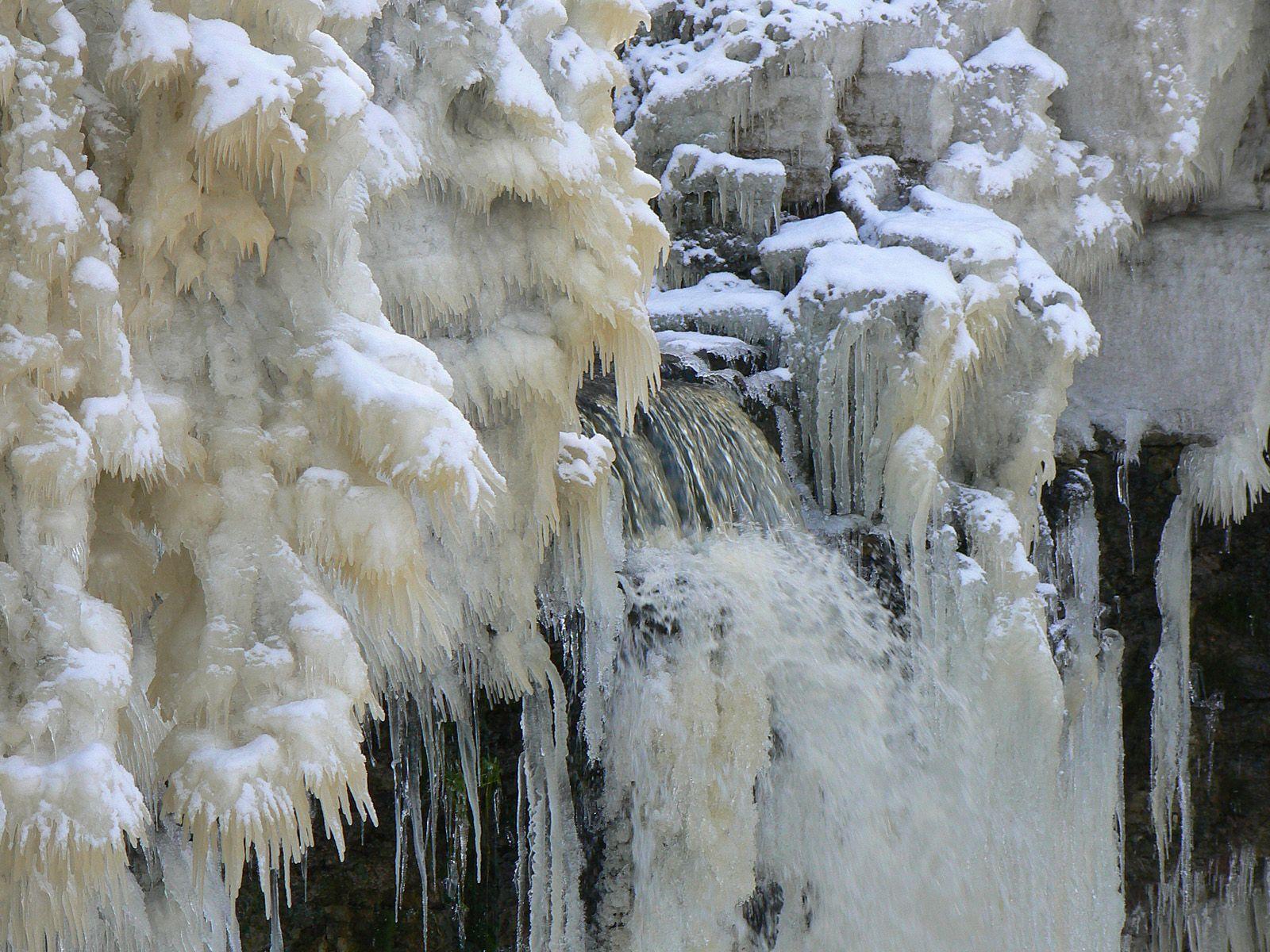 Водопад Валасте вблизи
