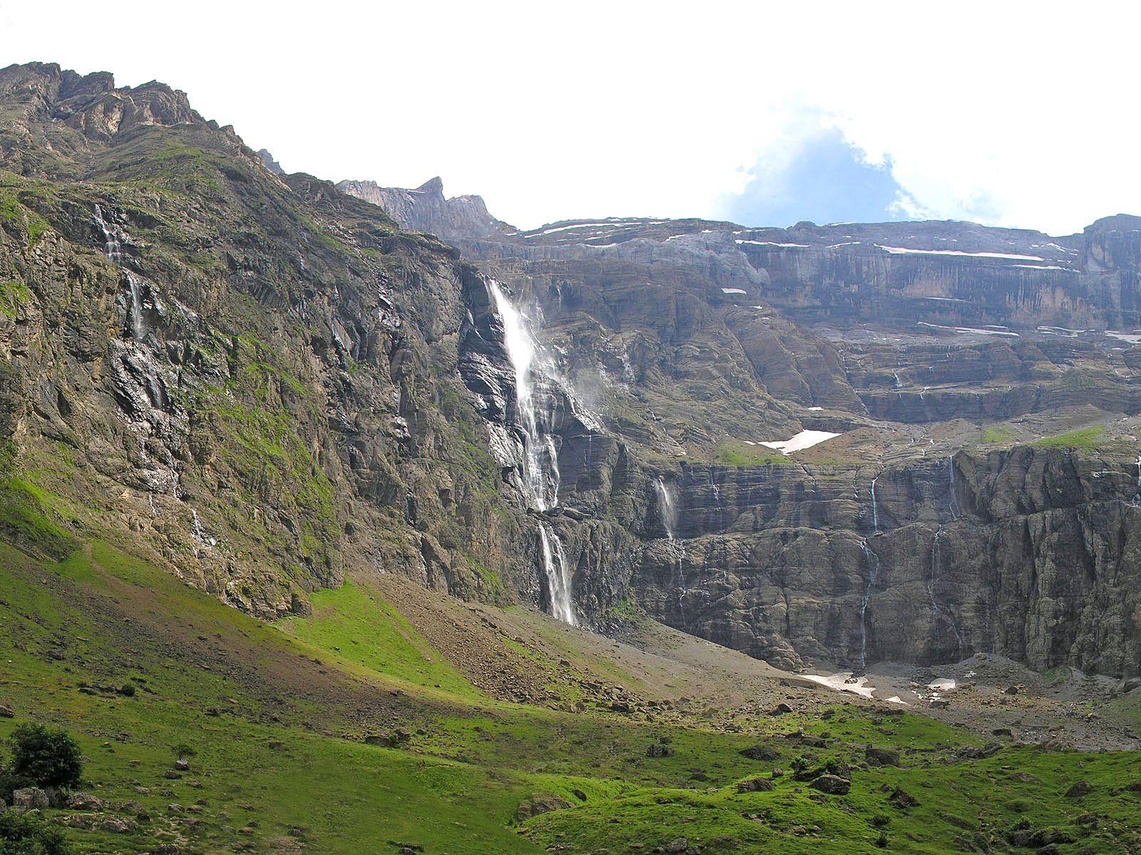 Долина водопада Гаварни