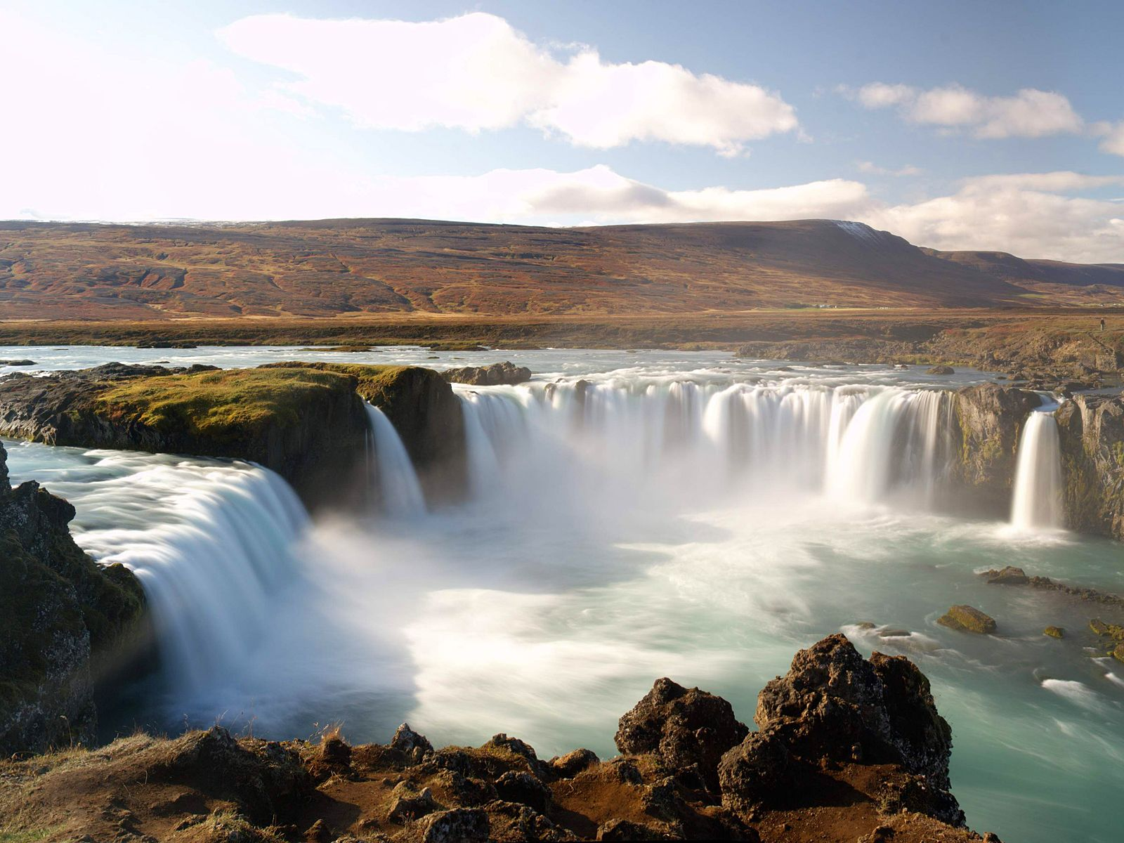 Водопад Годафосс
