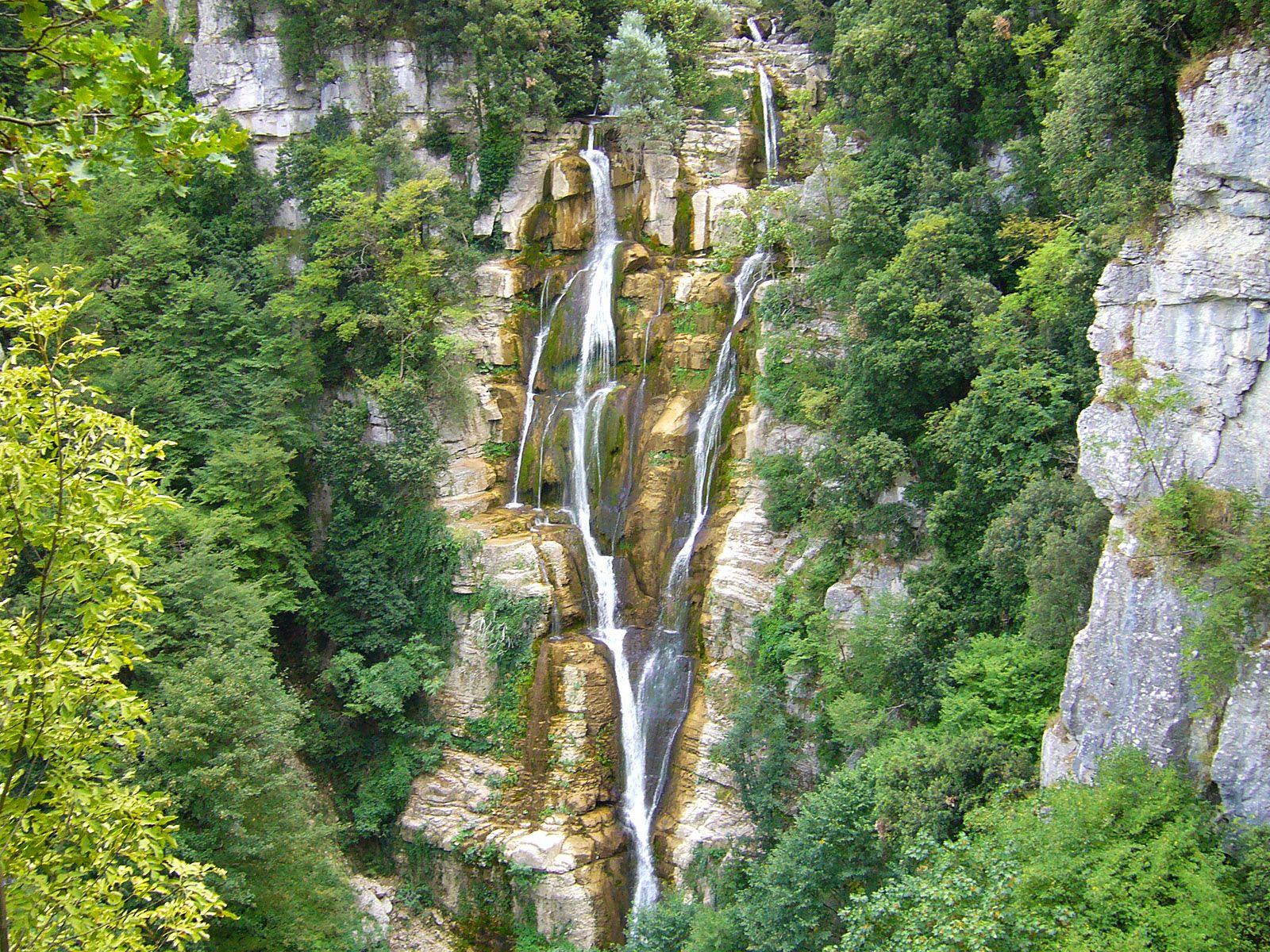 Водопад Рио Верде