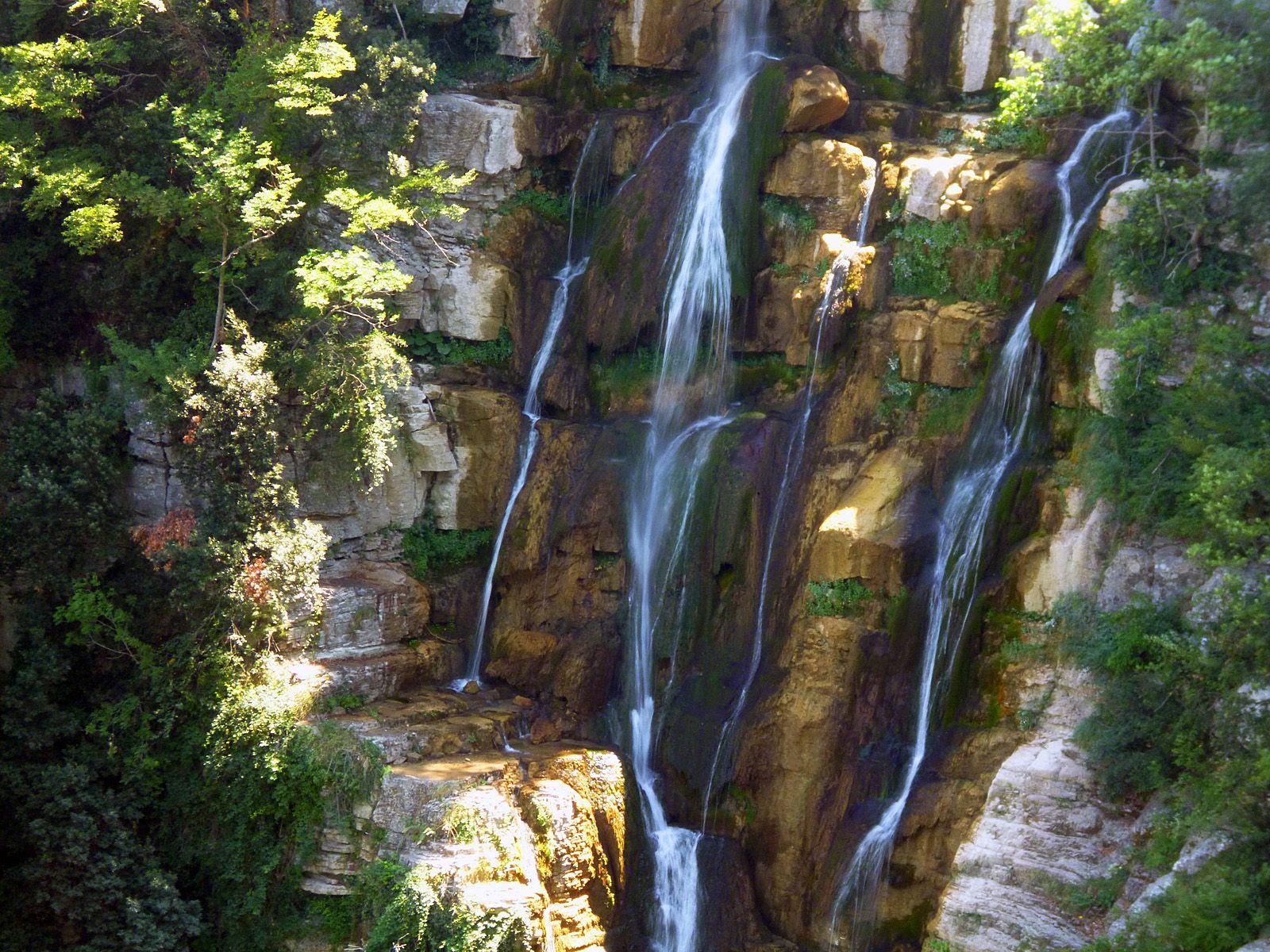 Водопад Рио Верде вблизи