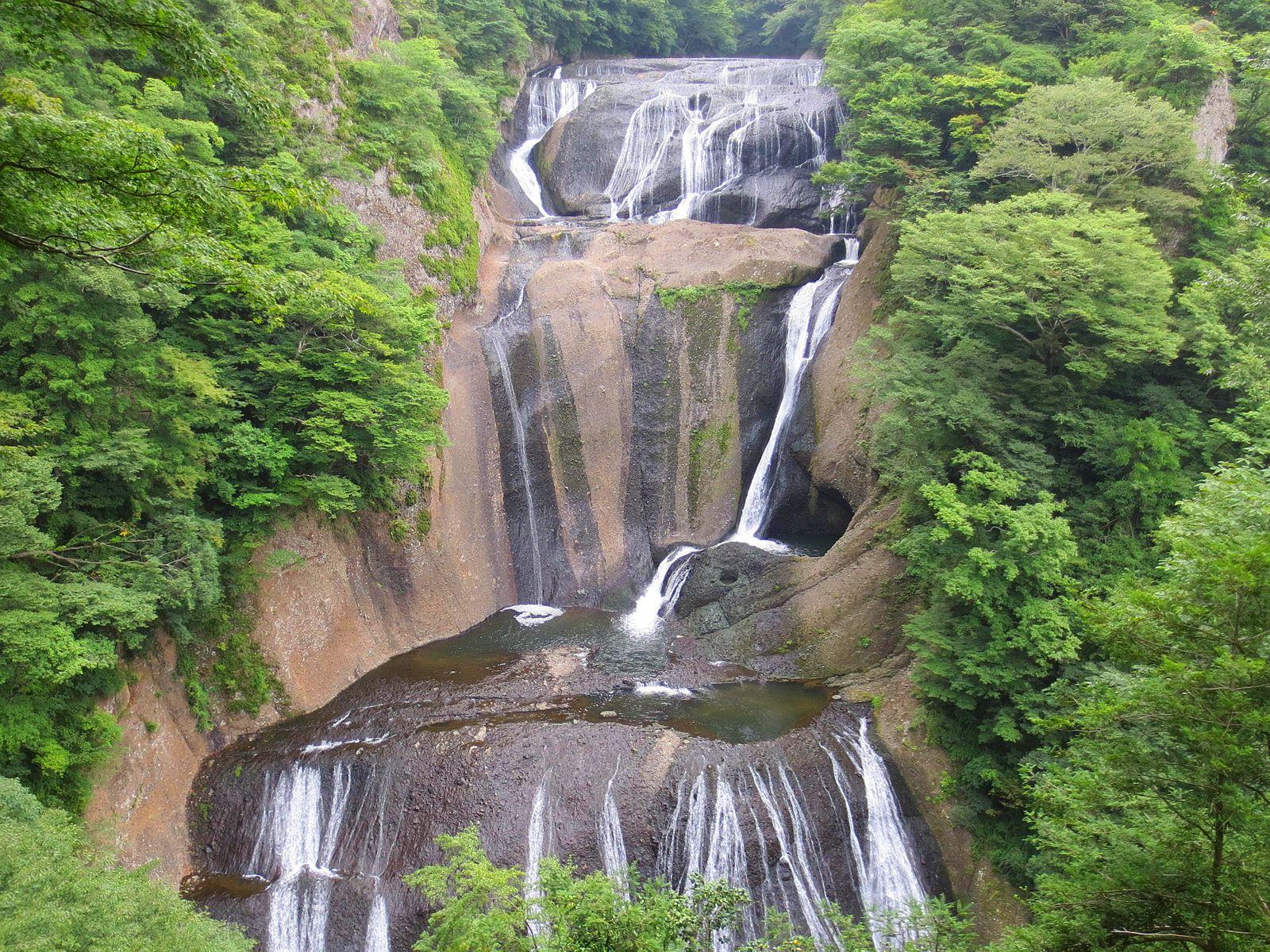 Водопад Фукурода