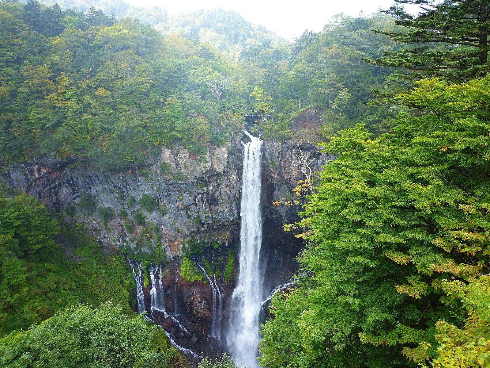 Водопад Кэгон