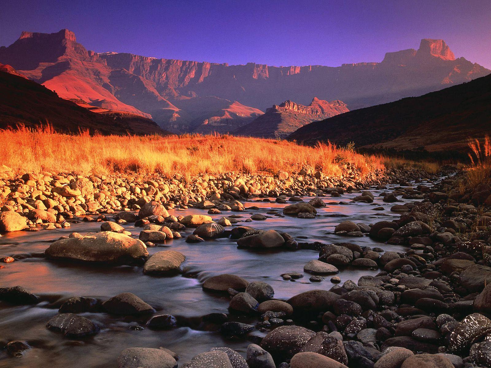 Река Тугела