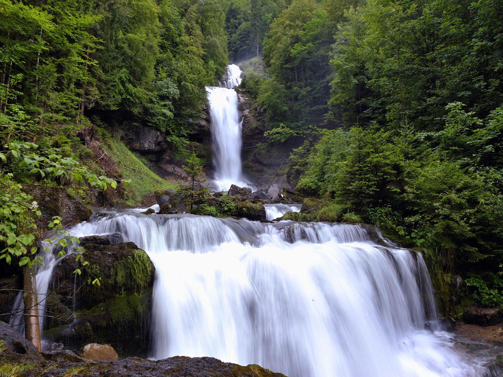 Водопад Гиссбах