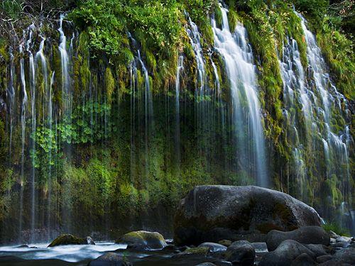 водопад Мосбрай