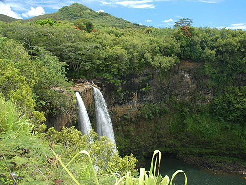Вокруг водопада Ваилуа