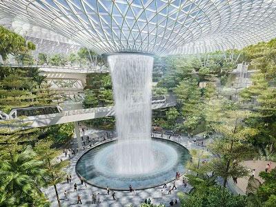 40-метровый водопад