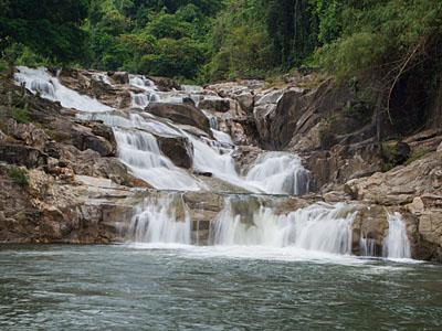 Водопад Янг-Бэй