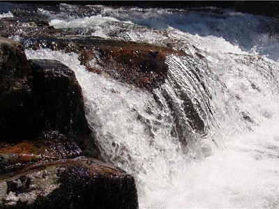 Водопад на реке Фролиха